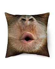 """3D Monkey Indoor Pillow - 16"""" x 16"""" thumbnail"""
