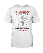 Girfriend You Can't Escape Mug CC Classic T-Shirt thumbnail