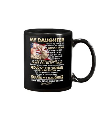 Veteran Daughter  Dad I Closed My Eyes