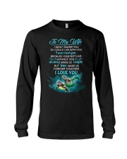 I Can Not Live Without You Turtle  Long Sleeve Tee thumbnail