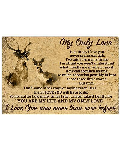 My Only Love Hunting