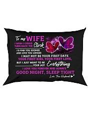 Good Night Sleep Tight Rectangular Pillowcase front