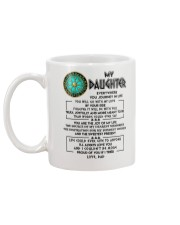 By Your Side Daughter Viking  Mug back