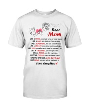 Like Home You Are Where My Heart Is Family Classic T-Shirt thumbnail