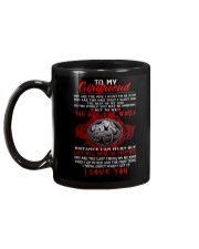 You Are The One I Want To Be With Viking Mug back