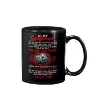 You Are The One I Want To Be With Viking Mug front