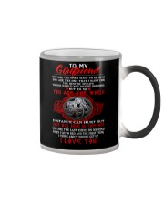 You Are The One I Want To Be With Viking Color Changing Mug thumbnail