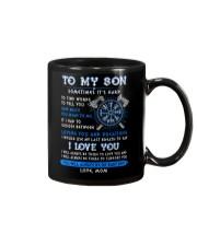 Viking Mom Son Last Breath To Say Love  Mug front