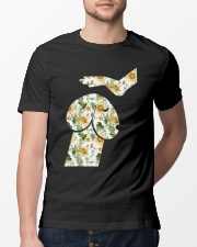 Dog Lover  Classic T-Shirt lifestyle-mens-crewneck-front-13