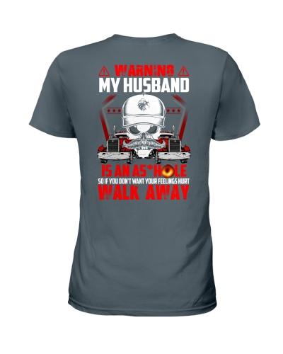 My Husband Is An Asshole Trucker