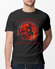 On A Dark Desert Highway Witch Cool Wind In My  Classic T-Shirt lifestyle-mens-crewneck-front-13