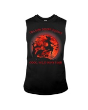 On A Dark Desert Highway Witch Cool Wind In My  Sleeveless Tee thumbnail