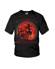 On A Dark Desert Highway Witch Cool Wind In My  Youth T-Shirt thumbnail
