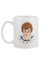 Only Judy Can Judge Me - Funny Coffee Mug Mug back