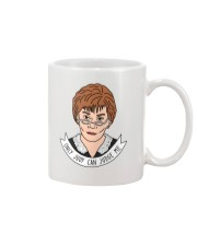 Only Judy Can Judge Me - Funny Coffee Mug Mug front