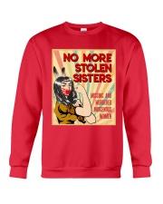 No More Stolen Sisters - MMIW Crewneck Sweatshirt thumbnail
