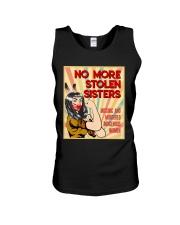 No More Stolen Sisters - MMIW Unisex Tank thumbnail