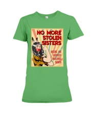 No More Stolen Sisters - MMIW Premium Fit Ladies Tee front