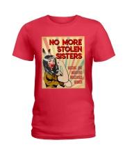 No More Stolen Sisters - MMIW Ladies T-Shirt thumbnail