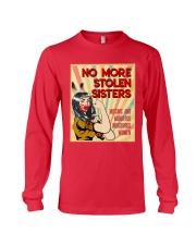 No More Stolen Sisters - MMIW Long Sleeve Tee thumbnail