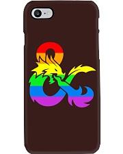 DnD Rainbow LGBT Pride Phone Case thumbnail