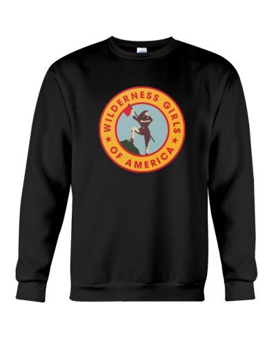 Wilderness Girls Of America Sweater and Shirt