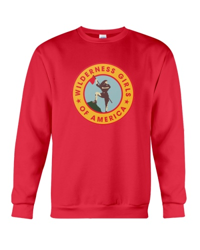 Wilderness Girls Of America Sweater and Shirt