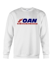 OAN Polo Shirt Crewneck Sweatshirt thumbnail