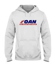 OAN Polo Shirt Hooded Sweatshirt thumbnail