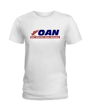 OAN Polo Shirt Ladies T-Shirt thumbnail