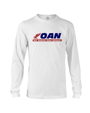 OAN Polo Shirt Long Sleeve Tee thumbnail