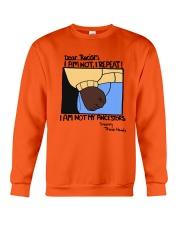 I AM NOT MY ANCESTORS - These Hands Crewneck Sweatshirt front
