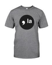 COMMA-LA T-Shirt Classic T-Shirt front