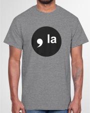 COMMA-LA T-Shirt Classic T-Shirt garment-tshirt-unisex-front-03