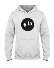 COMMA-LA T-Shirt Hooded Sweatshirt thumbnail