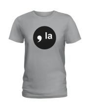 COMMA-LA T-Shirt Ladies T-Shirt thumbnail