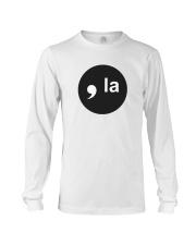 COMMA-LA T-Shirt Long Sleeve Tee thumbnail