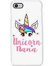 Unicorn Nana tshirt Phone Case thumbnail