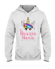 Unicorn Nana tshirt Hooded Sweatshirt thumbnail