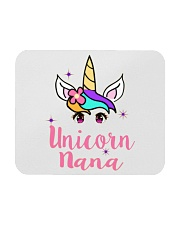 Unicorn Nana tshirt Mousepad tile