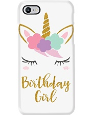 The perfect addition to any Unicorn themedbirthday Phone Case thumbnail