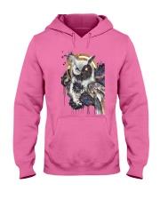 Our Best Owl Art Hooded Sweatshirt tile