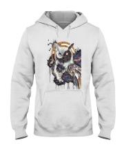 Our Best Owl Art Hooded Sweatshirt front