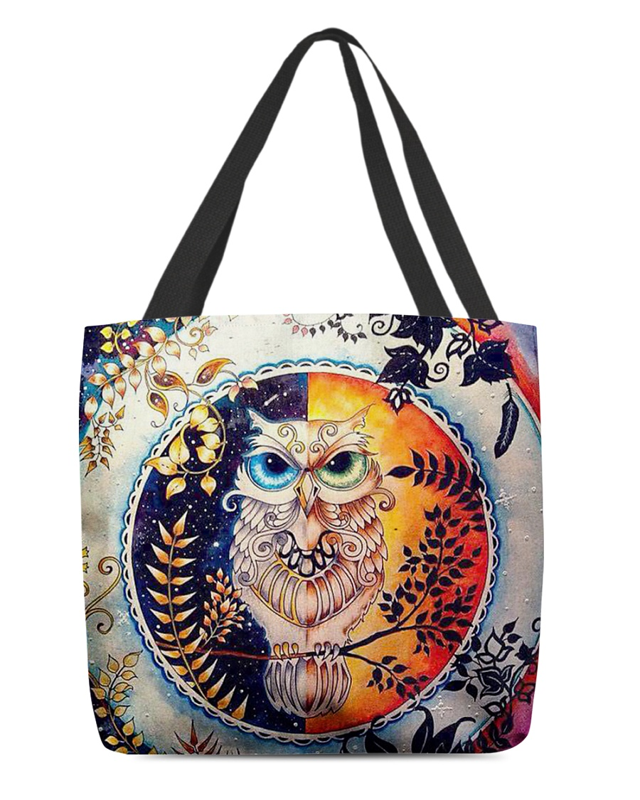 Our Best Owl Art All-over Tote