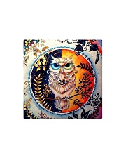 Our Best Owl Art Square Magnet thumbnail