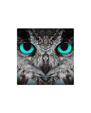 Our Best Owl Art Square Magnet thumbnail