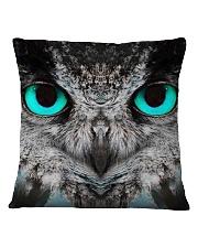 Our Best Owl Art Square Pillowcase thumbnail