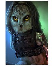 owls Lovers  Vertical Poster tile