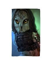owls Lovers  Hand Towel thumbnail