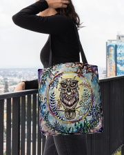 Our Best Owl Art 1 All-over Tote aos-all-over-tote-lifestyle-front-05